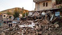 زلزله در شمال غرب ایران دست کم شش کشته به جا گذاشت