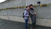 سیامین سالگرد فروپاشی دیوار برلین