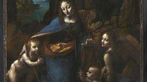 'Immersive' Leonardo da Vinci