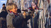 دیوار برلین چرا فرو ریخت؟