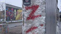 Bức tường Berlin trông thế nào?