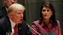Nikki Haley: 'Impeachment is like death penalty'
