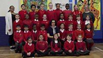 Steve McQueen unveils London children exhibition