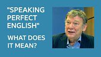 Уроки английского. Speaking perfect English: что это значит? Мнение эксперта-носителя языка