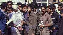 Iran hostage crisis: The students' spokeswoman