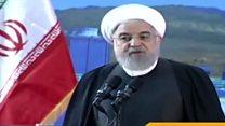تاثیر تحریمها بر وضع اقتصاد ایران از زبان روحانی
