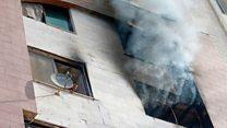 Rockets and air strikes follow Gaza militant death