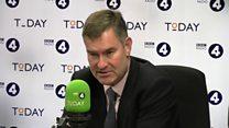 David Gauke: Tory majority 'could be disastrous'