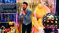 Highlights from Rylan's 24-hour karaoke challenge