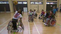 Go Kids Go ! provides Wheelchair skills training.