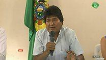 Криза у Боливији: Два лица Ева Моралеса