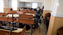 """""""Мамочки, как страшно"""": видео с места стрельбы в благовещенском колледже"""