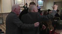 Corbyn confronted over Scottish independence