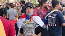 اختفاء الناشطة العراقية ماري محمد في المظاهرات