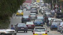 Increasing car ownership in Ethiopia