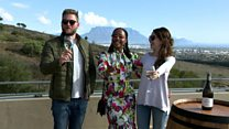 South Africa: The winemakers' paradise