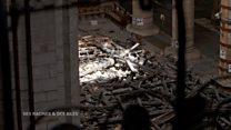 Imagens inéditas mostram interior da catedral Notre-Dame de Paris meses após incêndio
