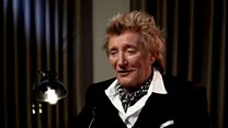 Sir Rod Stewart on Celtic, Brexit...and model trains