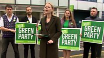 Greens offer universal basic income by 2025