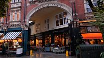 City's shopping arcades 'a point of difference'