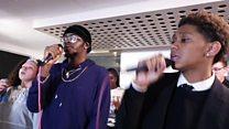 Urban Flames choir opens London jazz festival