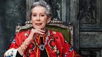 Former 85-year-old Vogue model reminisces