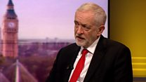 'We all benefit' from freedom of movement - Corbyn