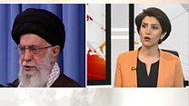 ادامه اعتراضها در ایران جزئیات بیشتر در توضیحات فرنوش امیرشاهی