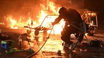 Столкновения в Гонконге. Как полиция пыталась штурмом взять университет