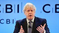 Boris Johnson puts corporation tax cuts on hold