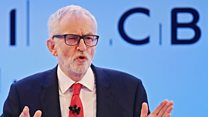Corbyn 'not apologising' for nationalisation plans