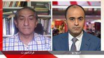 اعتراضات در ایران در گفتگو با فرج سرکوهی