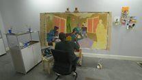 Creating an artist residency programme in Senegal