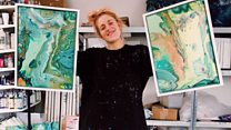 The artist poised to make £1m in online sales