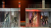 Tường Berlin: Canh 28 năm, sập trong một đêm