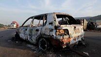 How my shop burn for Kogi tanker explosion