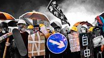 香港示威:大学校园为何变战场?