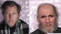 د افغان حکومت او طالبانو ترمنځ بندیان تبادله شول