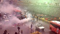 اغتشاشگر یا معترض؛ رویارویی حکومت با مخالفان