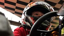 Five-year-old karting prodigy