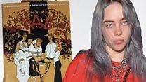 Билли Айлиш и священник: как выглядит православный комикс?