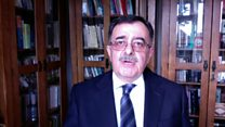 اعتراضات در ایران: گفتگو با دبیر کل حزب کومله کردستان ایران