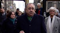 Alex Salmond denies sexual assault allegations