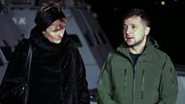 Ukraine boats returned by Russia 'missing weapons'
