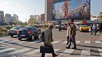 تداوم فضای امنیتی در ایران، همزمان با برگشت محدود اینترنت