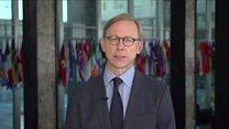 اظهار خشنودی برایان هوک از اعتراضات اخیر در ایران