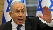 Netanyahu: Corruption charges an 'attempted coup'