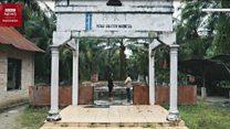 Umat Kristen di Aceh Singkil masih beribadah di 'gereja tenda'