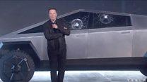 Илон Маск сказал, что стекло новой Tesla не бьется. Зря