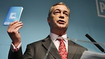 Brexit Party makes election pitch
